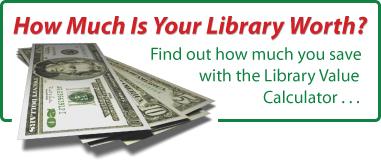 LibraryWorthCalculator